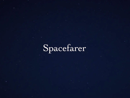 """First Tease Images From """"Spacefarer""""!"""