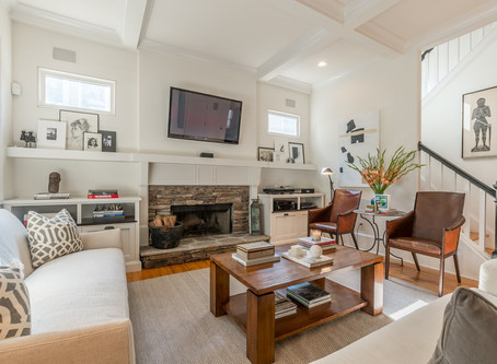 Staging a Property for Real Estate Photography