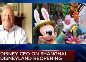 Disney CEO, Bob Chapek, Believes Masks Will be Likely at Disney Parks in the United States