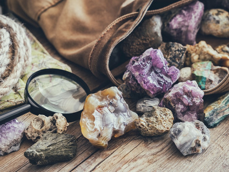 GRIEF: THE HEAVY STONES WE CARRY & THE POWERS THEY EMIT