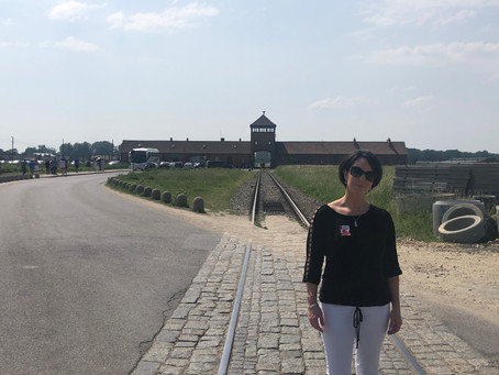 Killing the Jews...My Visit to Auschwitz Birkenau