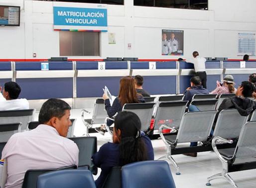 Agencia Nacional de Tránsito suspende servicios por 3 días