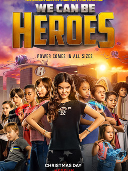 We Can Be Heroes Movie Download