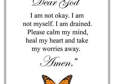 Dear God June 20th
