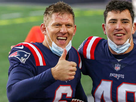 Zimmer: The Defense Shows Up, and So Does Nick Folk - Patriots Week 12 Recap