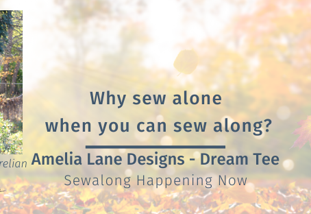 Amelia Lane Designs Dream Tee SAL