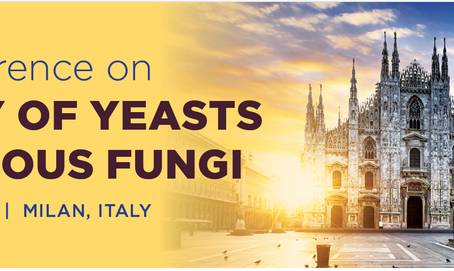 7th Conference Physiology of Yeasts and Filamentous Fungi 24-27 June 2019  Milan, Italy