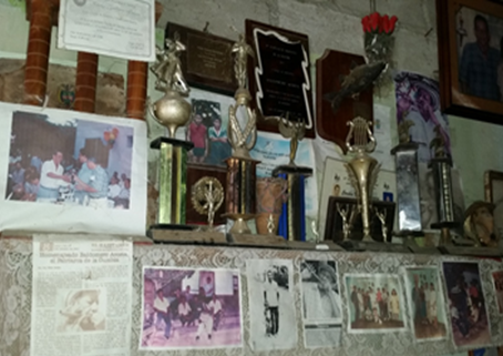 Baldomero: Digno representante del folclor y de su pueblo