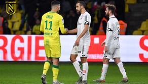 Nantes 1-0 DFCO : le message ne passe pas.