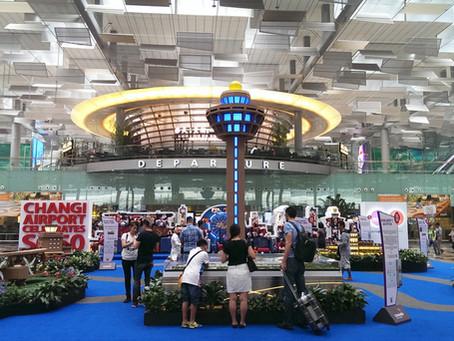 Changi Airport celebrates SG50