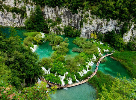 Plitvice Lakes for Families