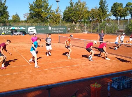 Die Tennisfreizeit - Rückblick auf eine aufregende Woche