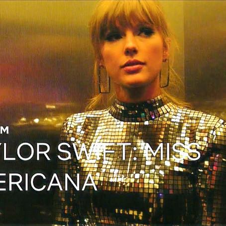 《MISS AMERICANA》從舞台的五光十色到堅持自愛的無比勇氣