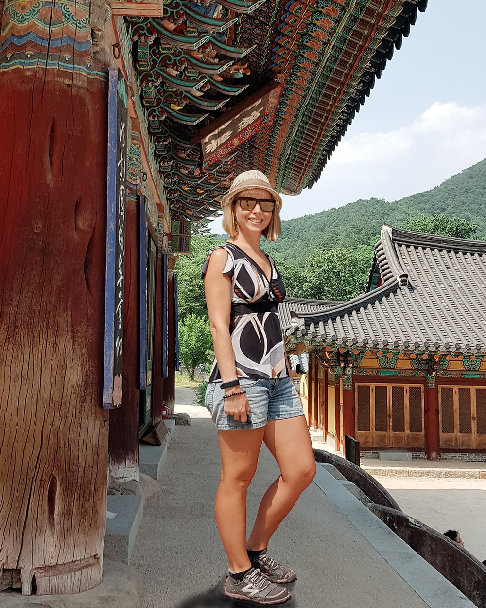 SINHEUNGSA TEMPLE SEORAKSAN NATIONAL PARK SOKCHO KOREA