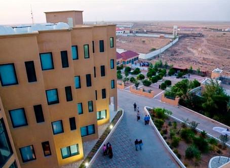 The Best Aerial View Of Garowe City - Puntland - Somalia - Somger - Travel Guides - Caasimada