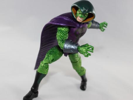 Marvel Legends Thanos BAF: King Cobra (Serpent Society)