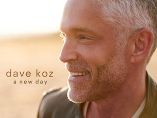Tony P records with Dave Koz and David Sanborn!