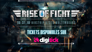 Rise of fight [Tickets available]