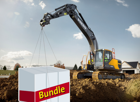 Get 0% APR for 12-36 Months With The New EC200E Launch Bundle