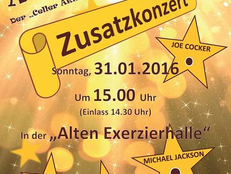 """""""A Tribute to..."""" - Das Zusatzkonzert!"""