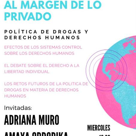 """""""Adriana Muro y Amaya Ordorika Eustaquia"""" Al Margen De Lo Privado Prog 6"""