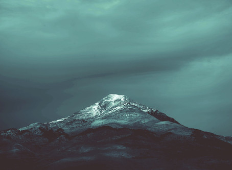 Tadasana - Be Like A Mountain