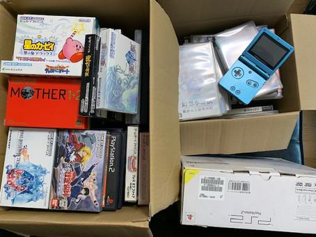 愛知県高浜市でのゲーム買取です。