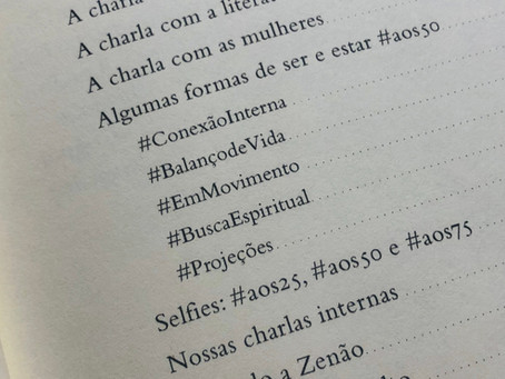 Os 5 Hashtags + 1
