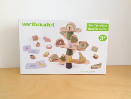 [ JEU D'ADRESSE ] « Balance Game » de Vertbaudet