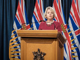 BC省周末新增近2千例,岛上突增48例