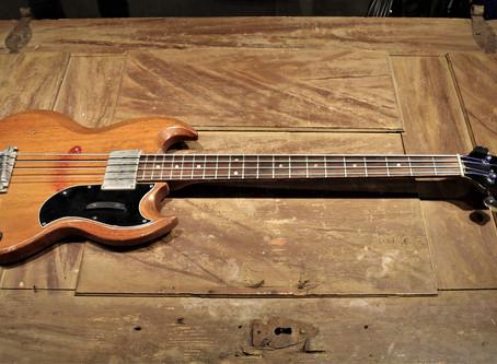 Gibson EB-O bas från 1965, 16999:-