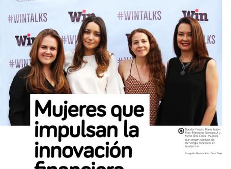 Mujeres que impulsan la innovación financiera