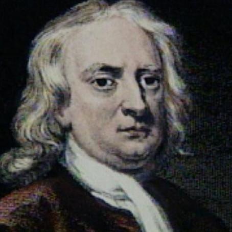 Leonardo da Vinci,  Blaise Pascal,  Isac Newton