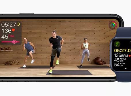 Apple 'Fitness Plus' egzersiz hizmetini tanıttı