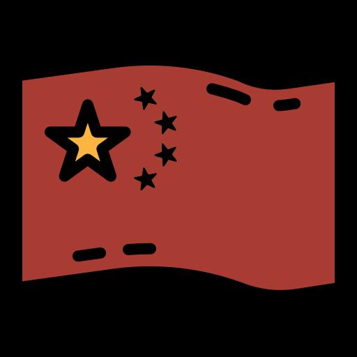 5859201 - china country flag nation world
