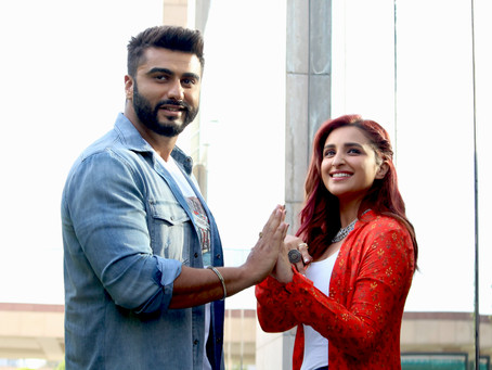 Parineeti Chopra Gets Back At Arjun Kapoor
