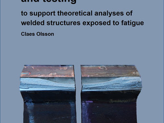 "Exactly, what is ""characteristic fatigue strength"" for a welded joint?"