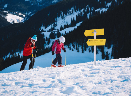 Skiing Leadership Lessons, Part 2