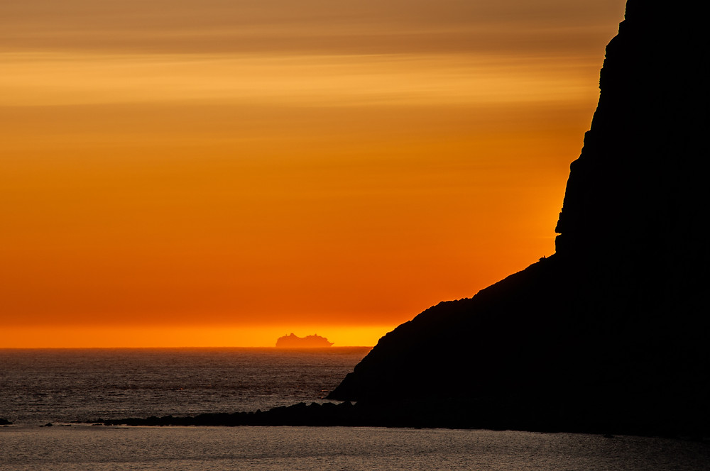Crocere isole Lofoten