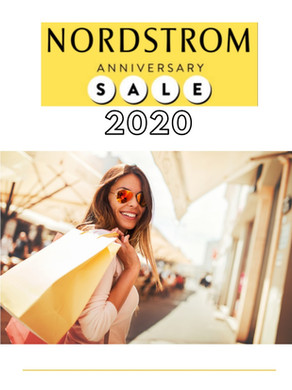 Nordstrom Anniversary Sale 2020!!!