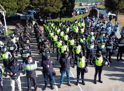 Municipio y Policía coordinan acciones para vigilar a Quito tras el anuncio de protestas