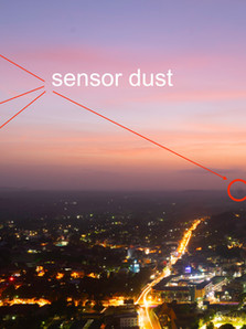 How to Spot Dust on Your DSLR Sensor (සිංහල)