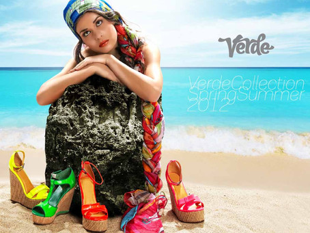 Behind the scenes for a fashion Make Up Verde Collection MUA Sakis Isaakidis