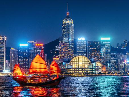 Hong Kong importante destino comercial