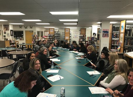 March 8th Meeting