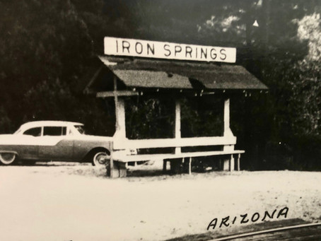Historic Iron Springs Image