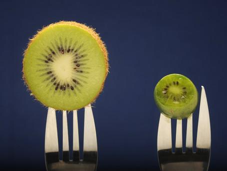 研究表明:每天食用2個奇異果可顯著改善情緒