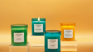LACERA BERLIN - A new premium candle brand hand-poured in Germany