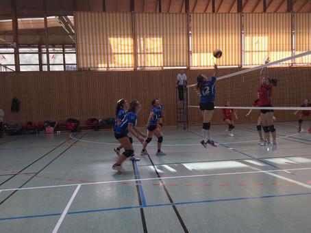 Weitere Niederlage für die Damen 1 in der Landesliga