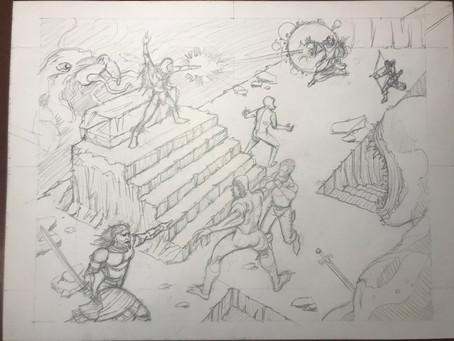 Part 4: City of Vermilion: The Obelisk